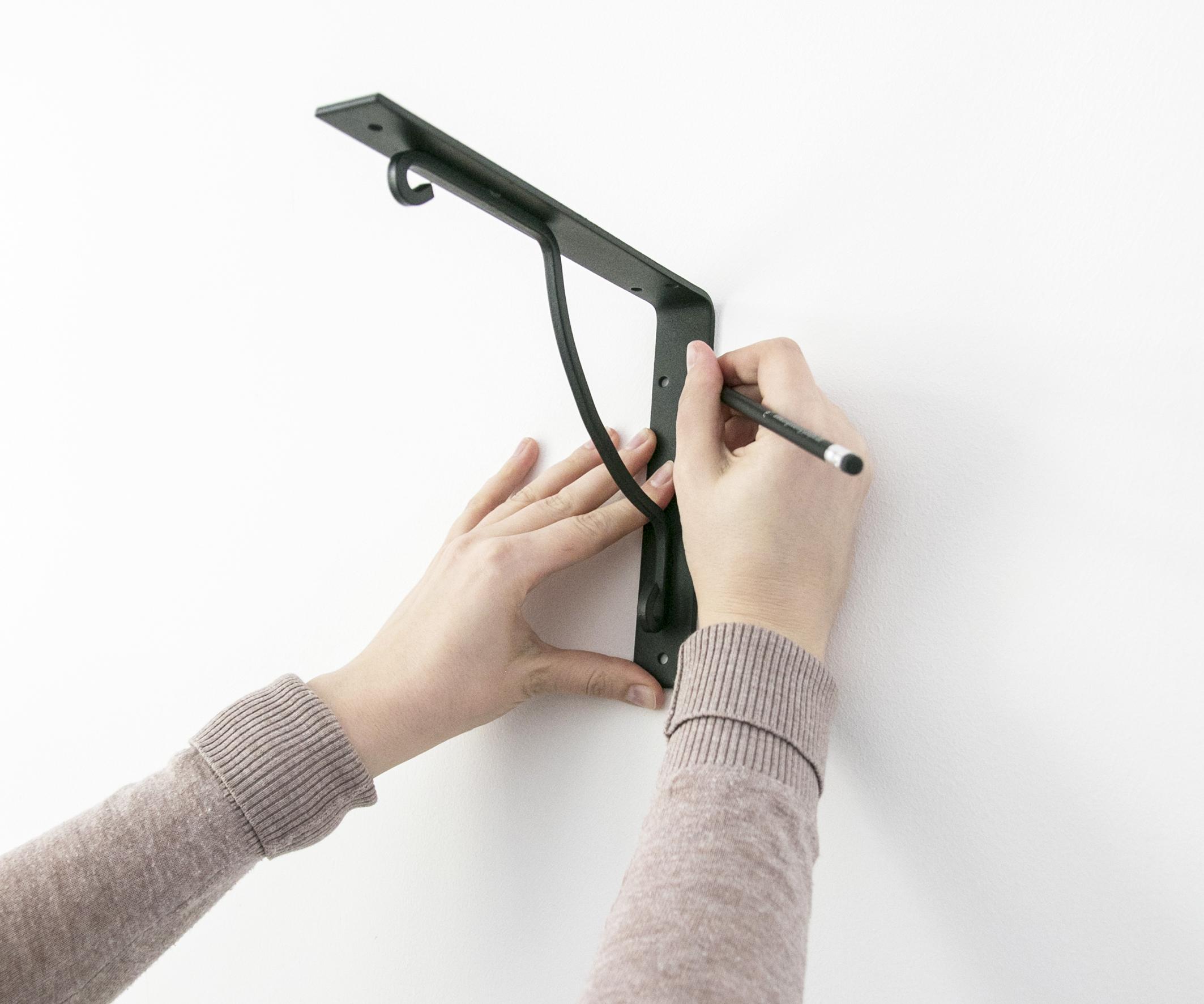 diy minimalistische wandlampe mit gl hbirne zimmerzucker. Black Bedroom Furniture Sets. Home Design Ideas