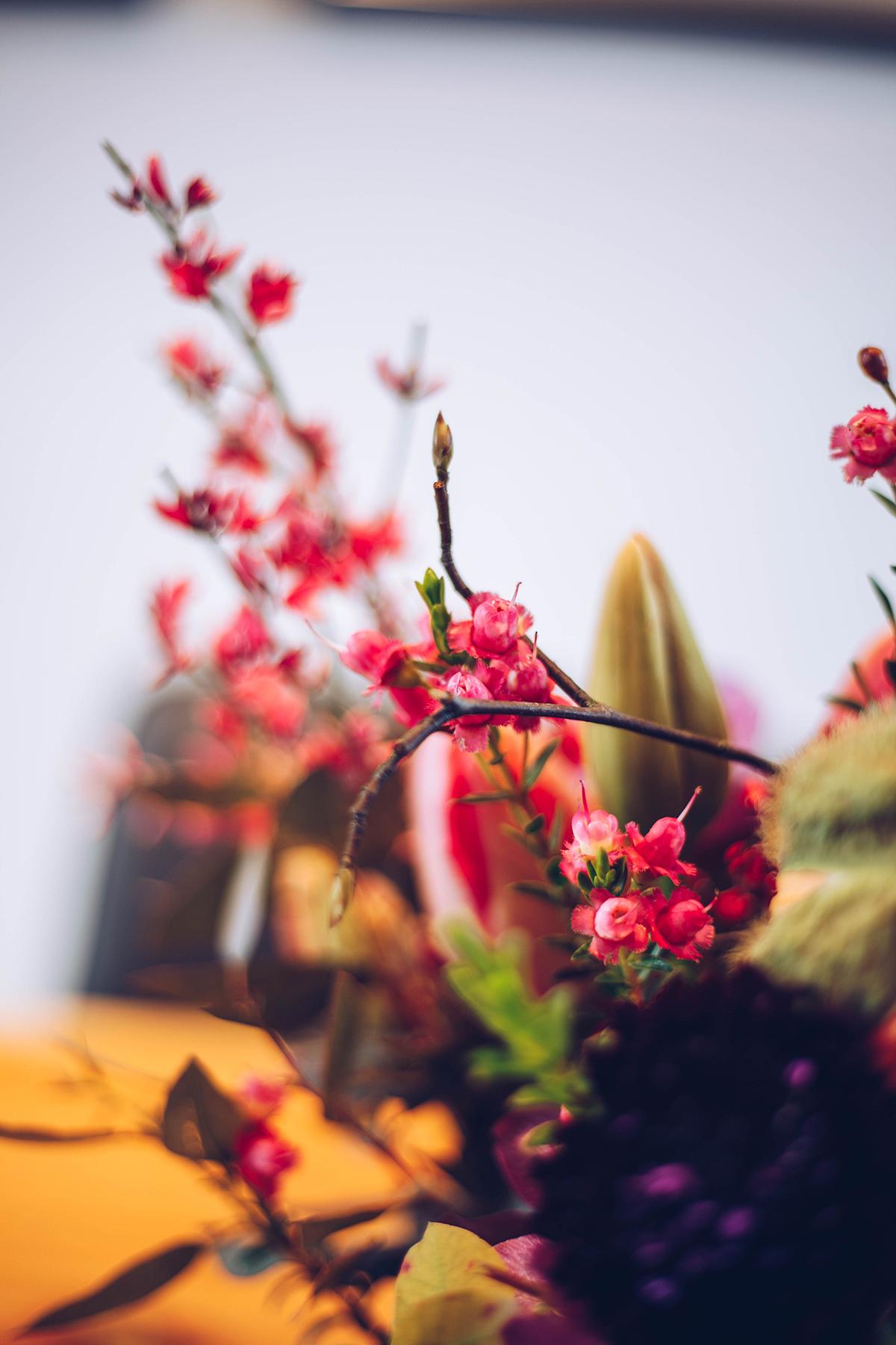 Blumenstrauß des Monats: Frühlingsfrische im April