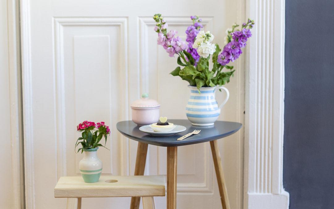 keramik bemalen 4 kreative und einfache ideen zimmerzucker. Black Bedroom Furniture Sets. Home Design Ideas