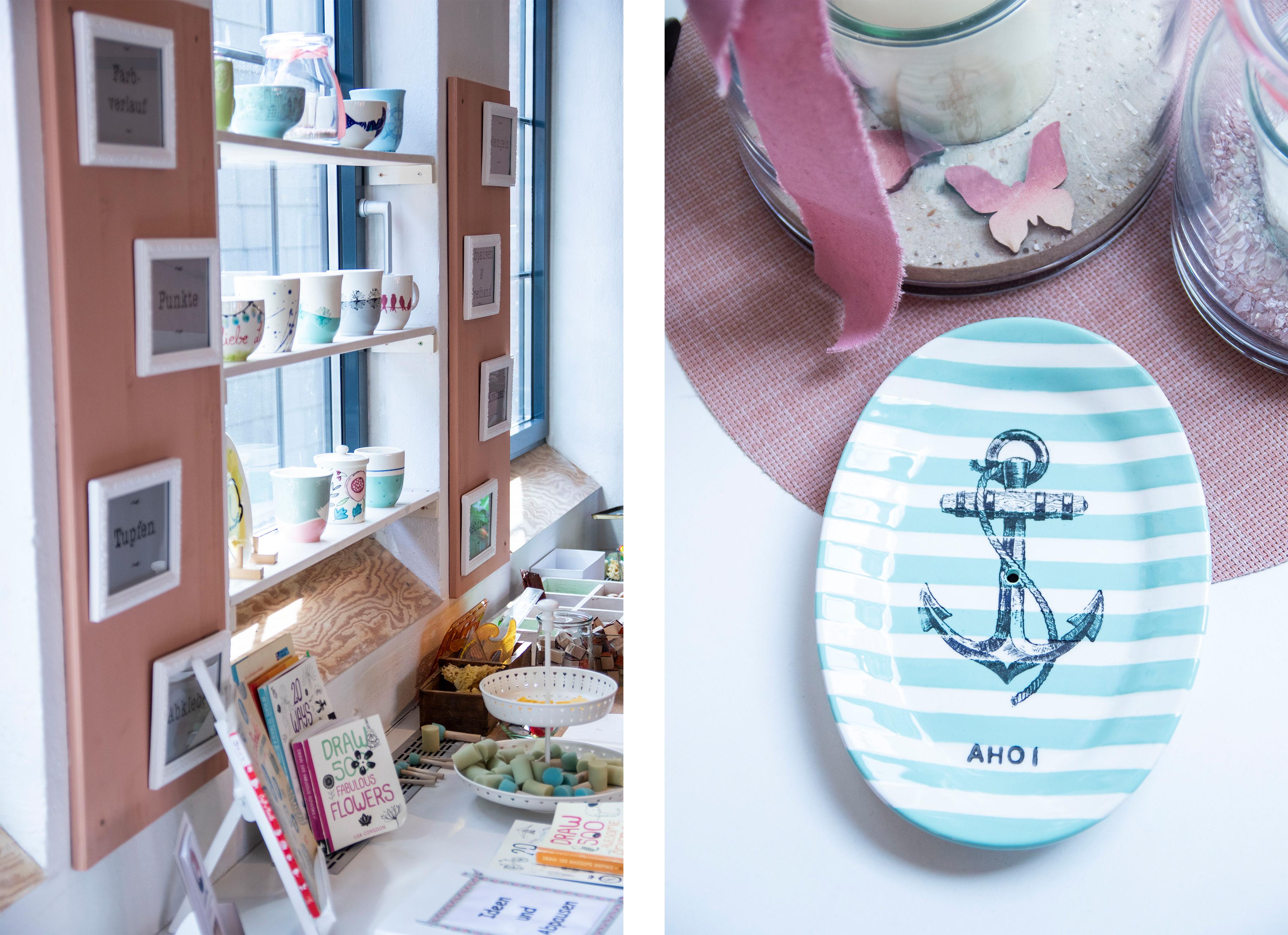Keramik bemalen: 4 kreative und einfache Ideen